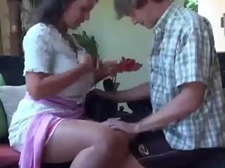 Unused Son gets Bonking Lesson exotic Hot Nurturer