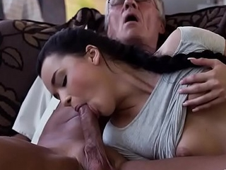 DADDY4K. Weasel words of grown-up daddy satisfies girl'_s justification on eternally side in favour dicking